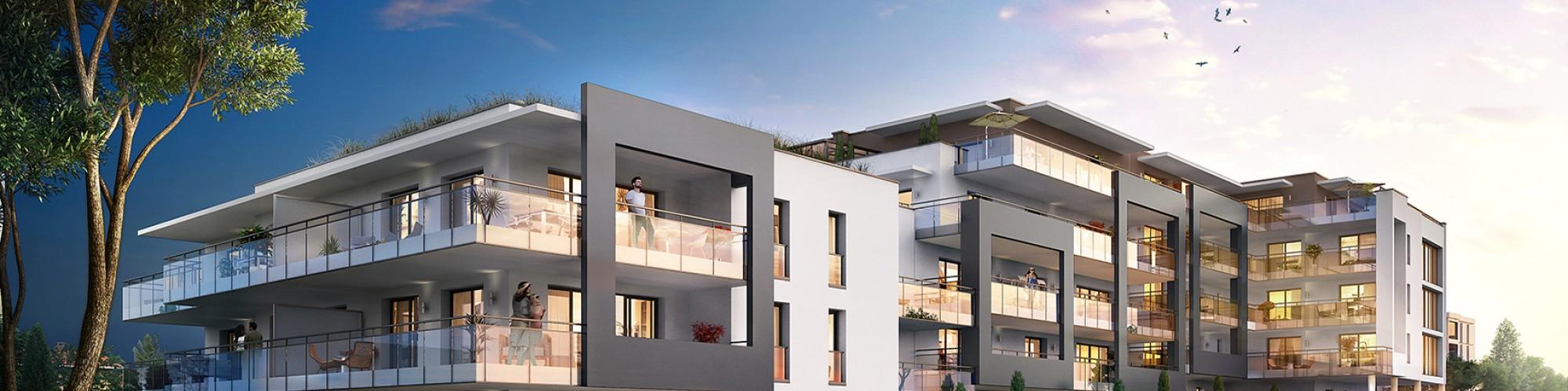 Projet immobilier promoteur