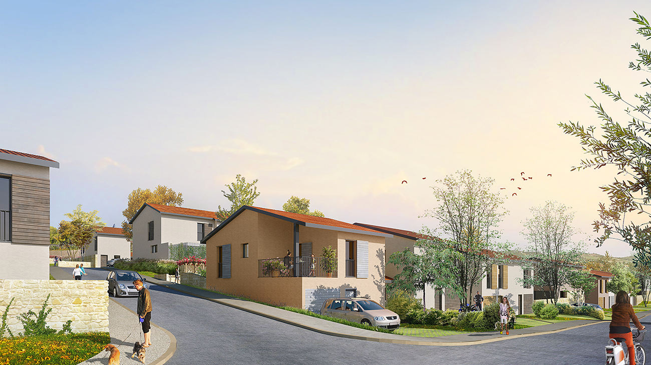 Projet immobilier selon la superficie du terrain