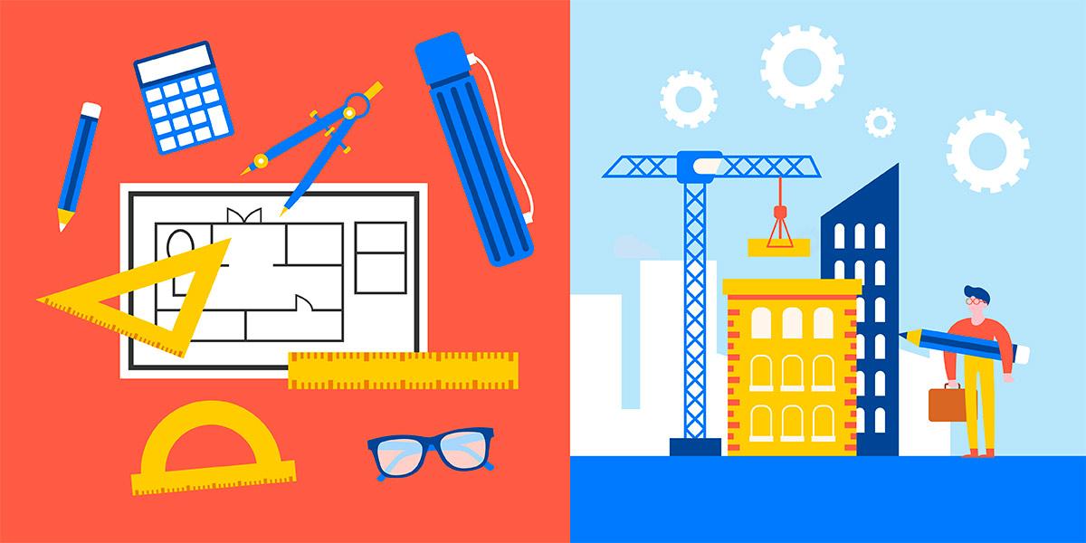 Role du cabinet d'architecture